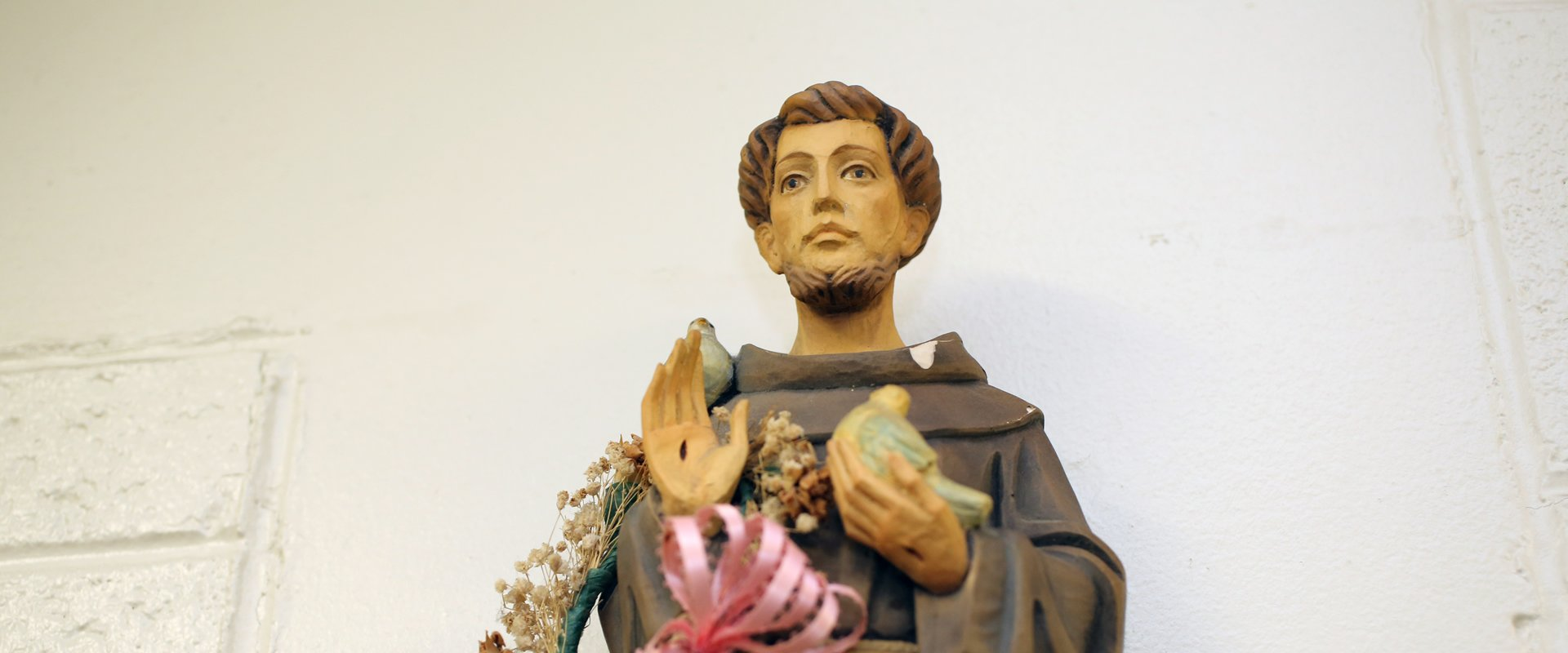 Who is St Francis